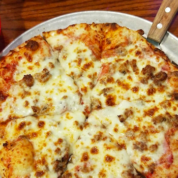 Harvey Hinklemyers Pizza