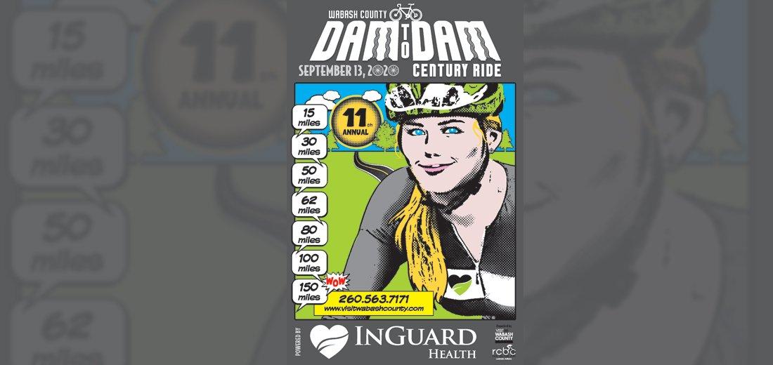 Dam2Dam 2020 Poster