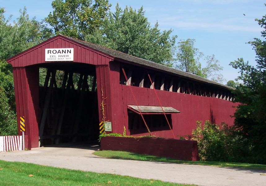 roann covered bridge